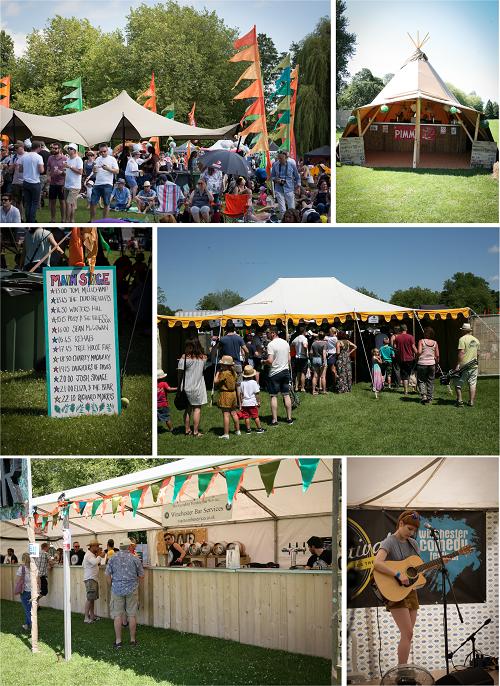 festival photo montage - Winchestival