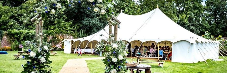 Image courtesy of The Marquee Hire Company