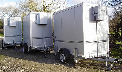 3 Refrigerated trailers – image courtesy of 'Refrigerated Trailer'