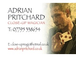show details for Adrian Pritchard