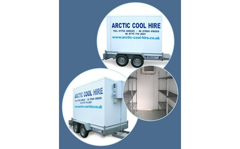 Arctic Cool Trailer Hire image