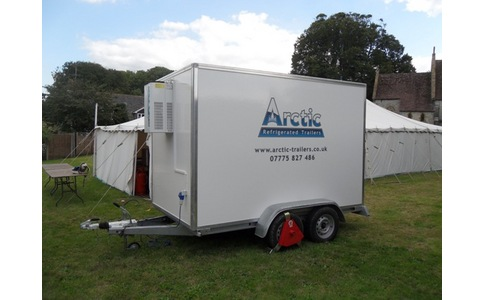 Arctic Refrigerated Trailers image