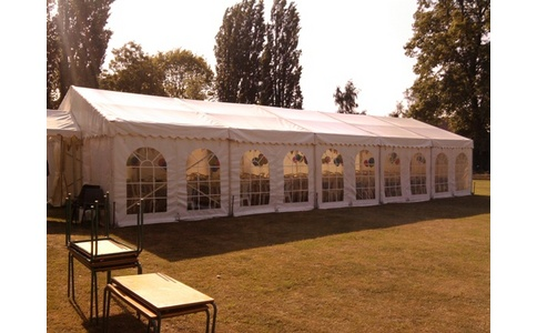 BK Marquee Hire image