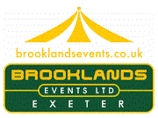 Brooklands Events> logo