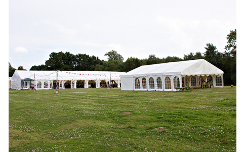 Brooks Marquee Hire image