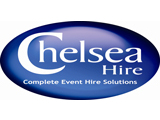 Chelsea Hire Complete Event Hire Solutions> logo