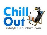 Chill Out Refrigeration Hire> logo