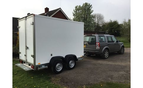 Chill Quick Refrigerated Trailer Hire image