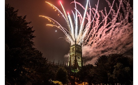 Cotswold Fireworks image