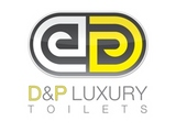 D & P Luxury Toilets> logo