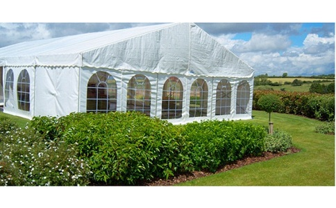 Eclipse Marquee Hire image