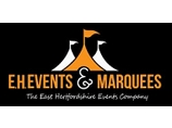 E.H. Events & Marquees> logo