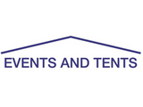 show details for Events and Tents