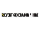 show details for Event Generator for Hire