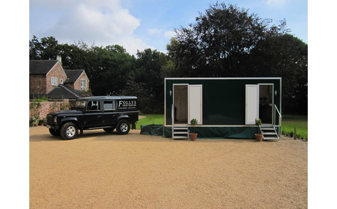 Follys Luxury Toilet Hire image