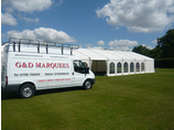 show details for G & D Marquees