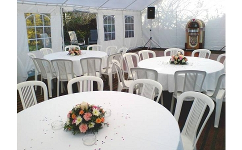 Garden Party Hire image