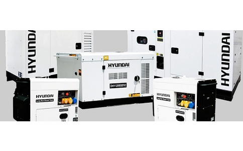 Generator Hire North Wales image