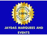 show details for Jaydas Marquees and Events