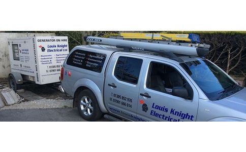 Louis Knight Electrical Ltd image