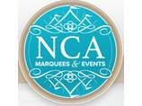 show details for NCA Marquees and Events