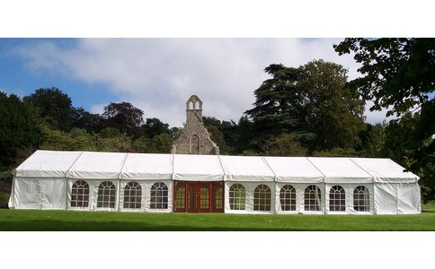 Newmans Marquees image