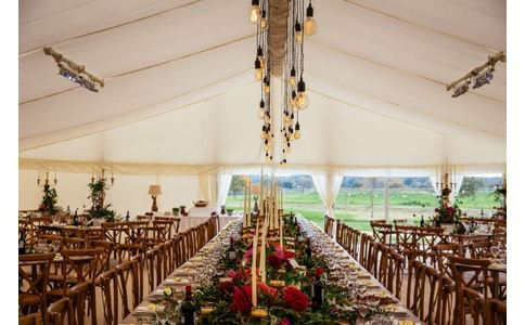South Cheshire Marquees & Catering image