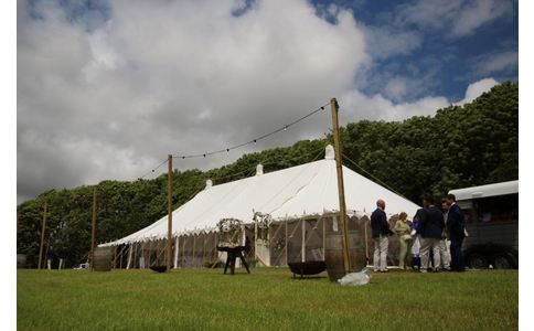 Taddle Farm Tents image