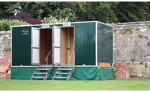 Temporary Toilets image