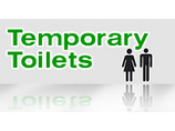 show details for Temporary Toilets