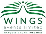 Wings events ltd> logo